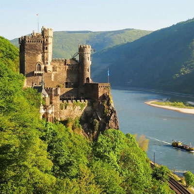 Emory Travel: The Rhine River Cruise