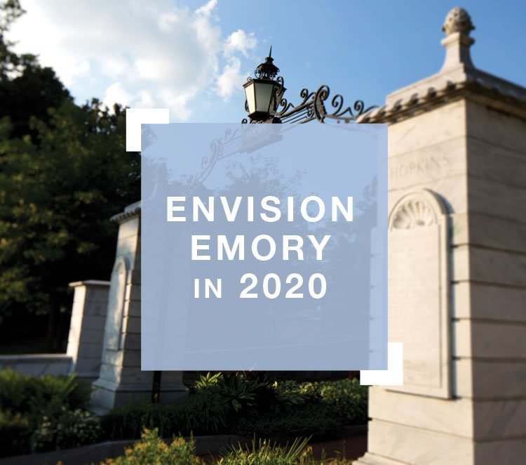 Envision Emory in 2020: International