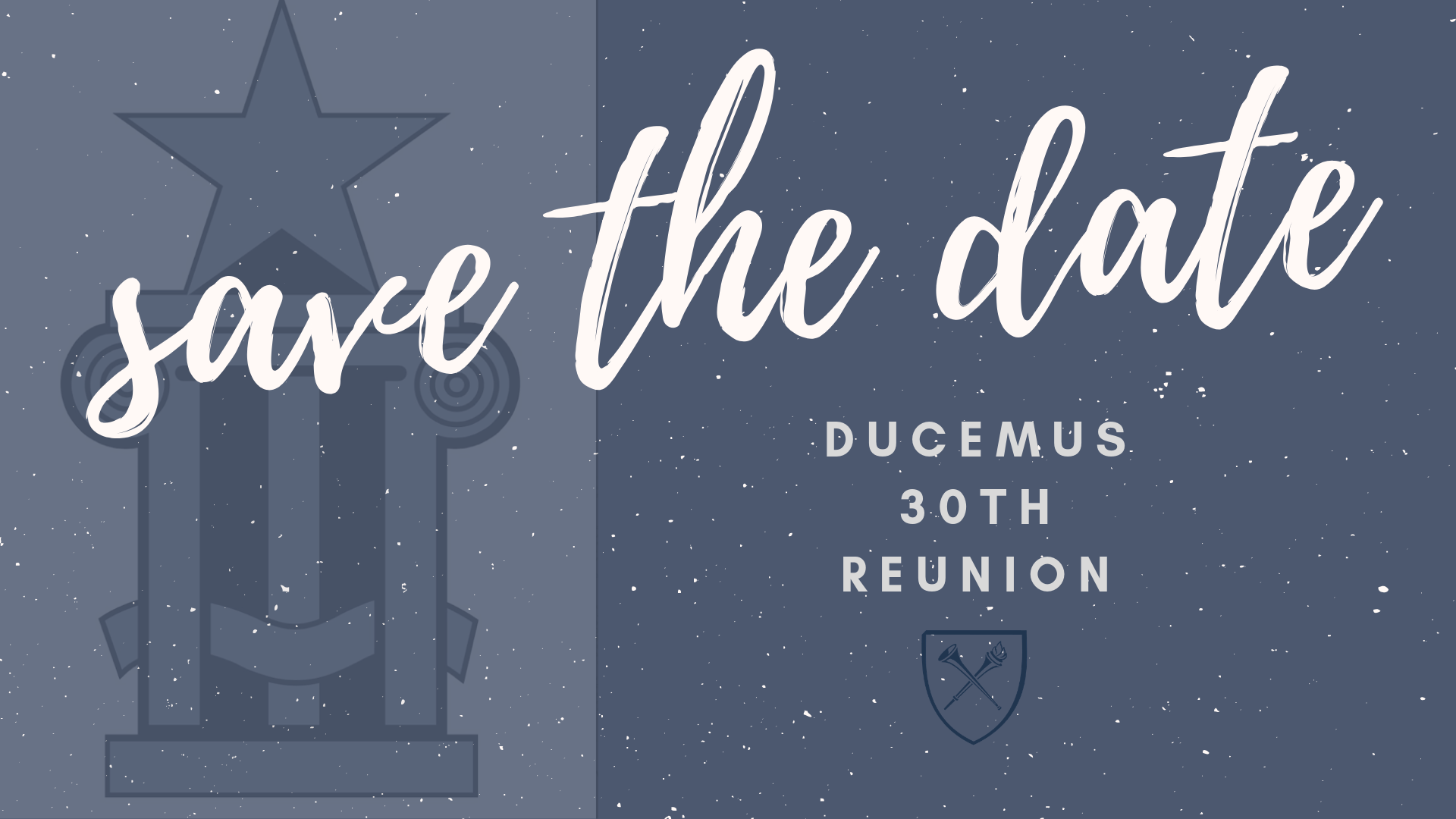 Emory Calendar 2020 Emory University   Save the Date   DS Reunion 2020